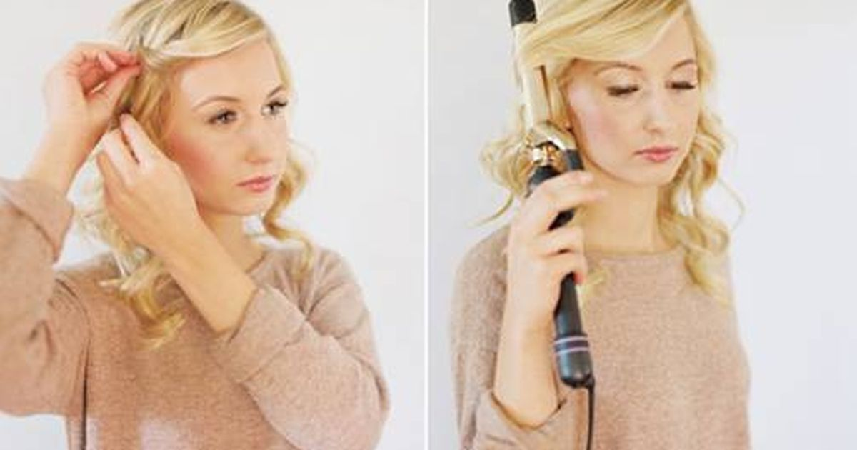 5 minutes everyday-hairstyle!