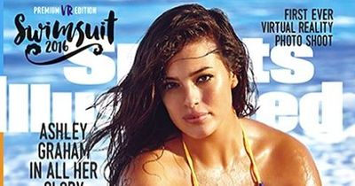 The curviest Sports Illustrated swimsuit model ever!