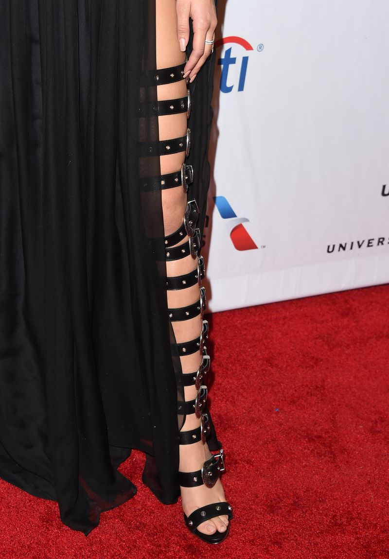 ZENDAYA with the most spectacular shoes on the red carpet EVER!