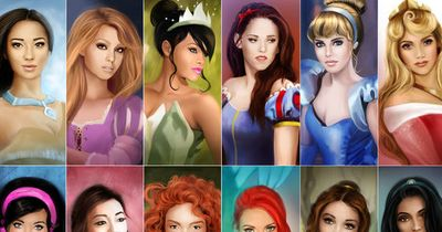 Which Disney Princess Do You Look Like?