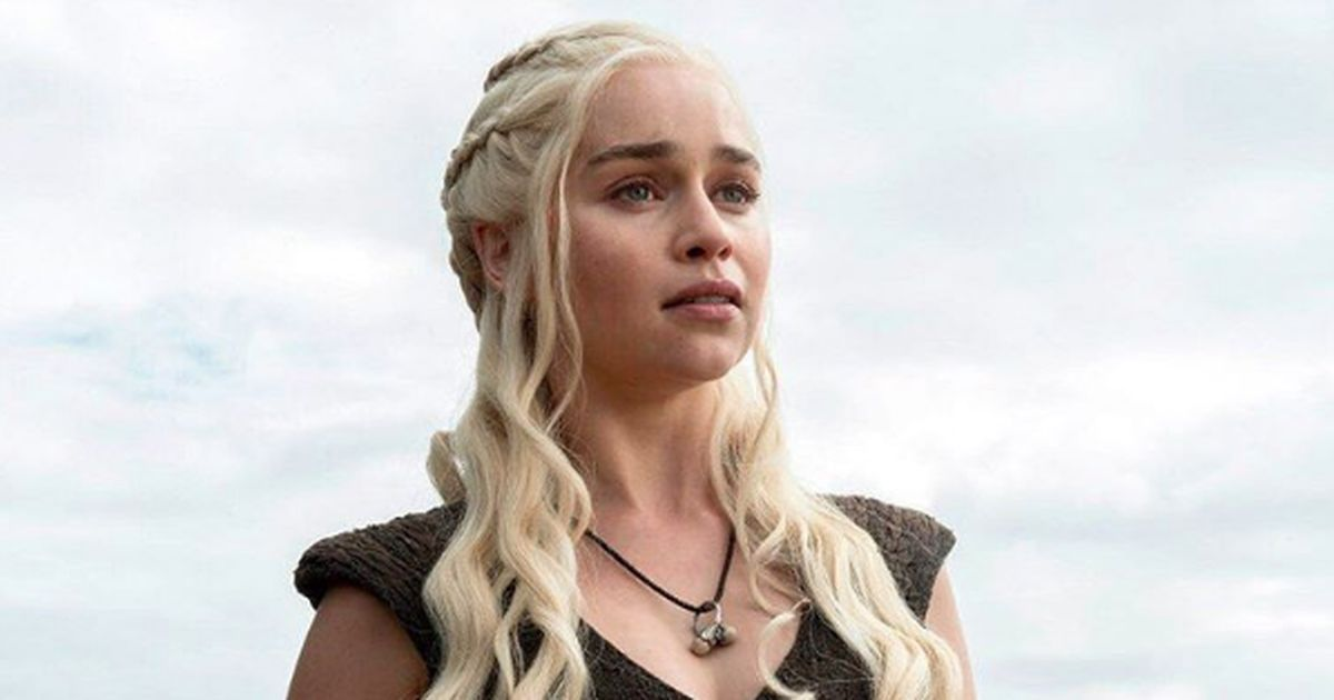 Emilia Clarke almost wasn't supposed to play Daenerys Targaryen!