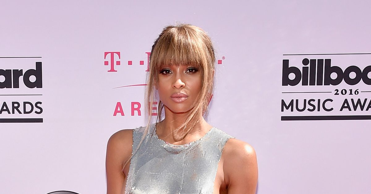 Ciara didn't leave much to the imagination at the Billboard Music Awards this year...