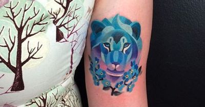 You'll want all 15 of these beautiful nature tattoos!