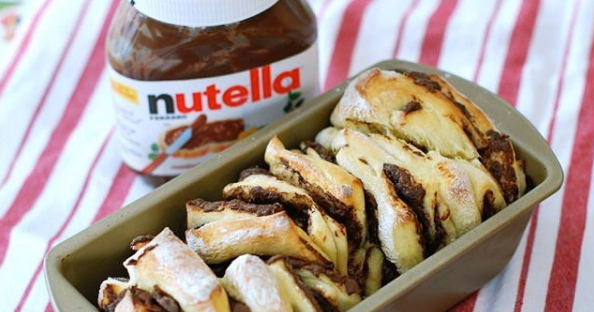 This recipe will satisfy every Nutella addict's cravings!