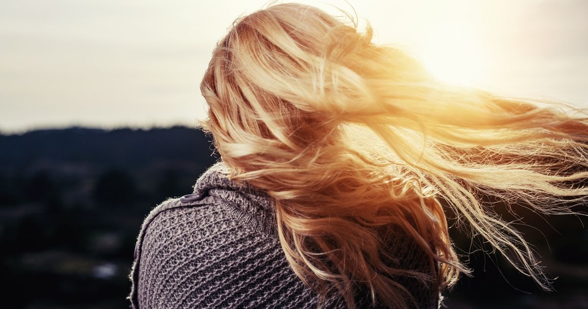 This one trick will give you gorgeous, healthy hair!