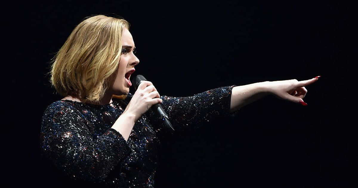 Adele just put a concert goer in her place and it was BRILLIANT