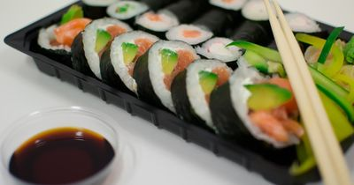 You've been eating your sushi wrong all this time...