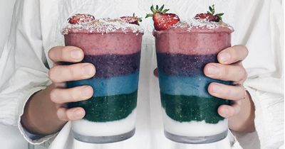 Smoothie art is a thing, and you need to see it!