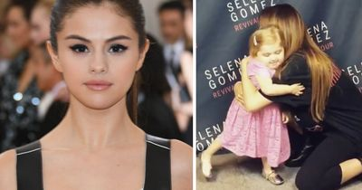 Selena Gomez just did the sweetest thing for one of her biggest fans