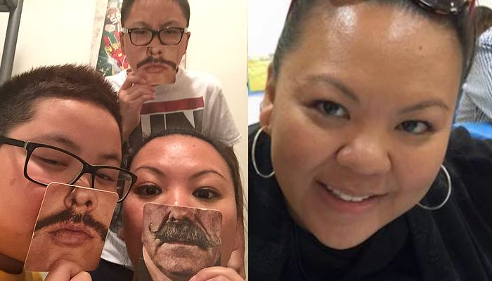 This mom brightens up her kids' day in the most creative way possible