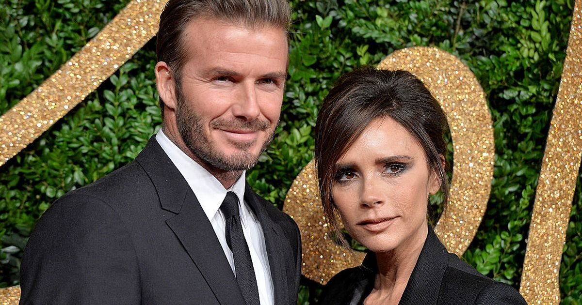 Victoria and David Beckham just posted the cutest throwbacks