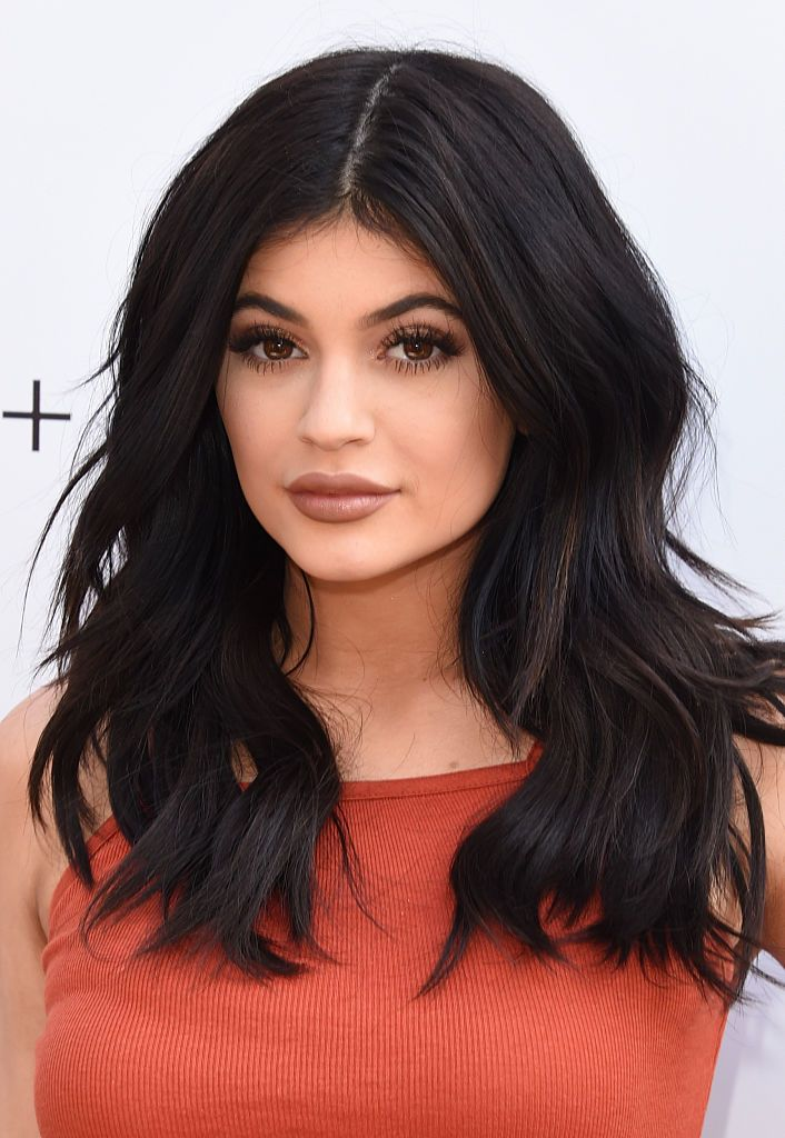 The evolution of Kylie Jenner