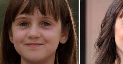 Remember Matilda? Well here's what she looks like today!