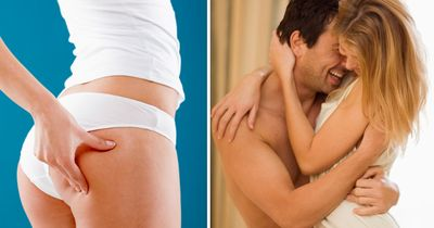 This trick will get rid of cellulite and drive your man CRAZY in bed!