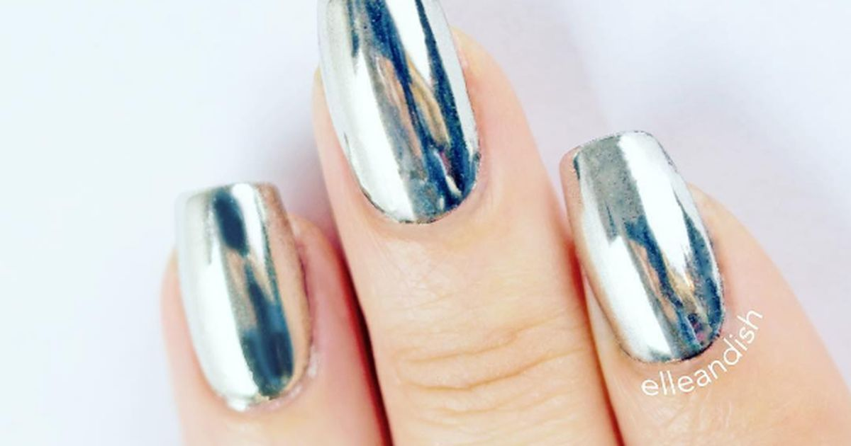 This is how to do the HOTTEST nail trend of 2016!