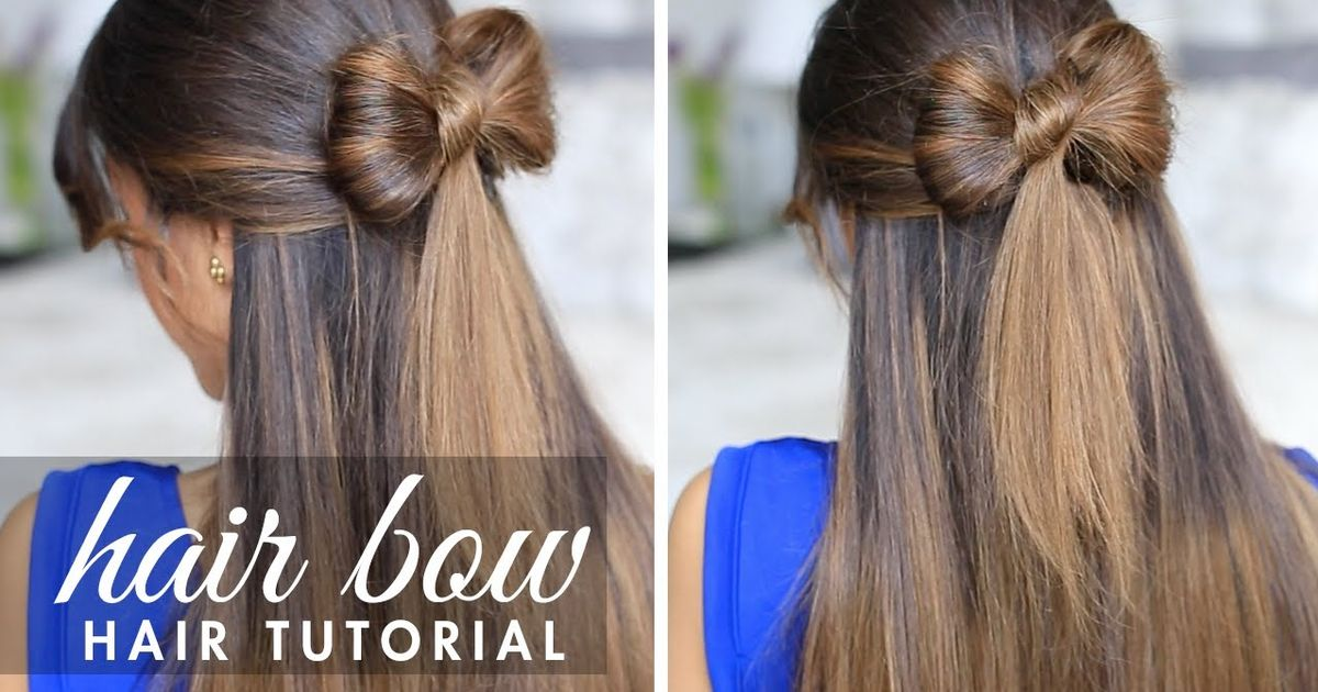 This beautiful hairstyle will get you the most compliments!
