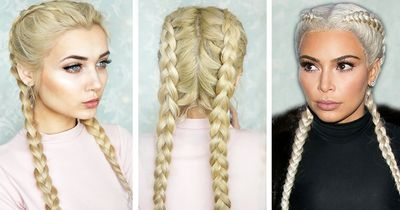 Finally!! An easy tutorial for dutch braids!