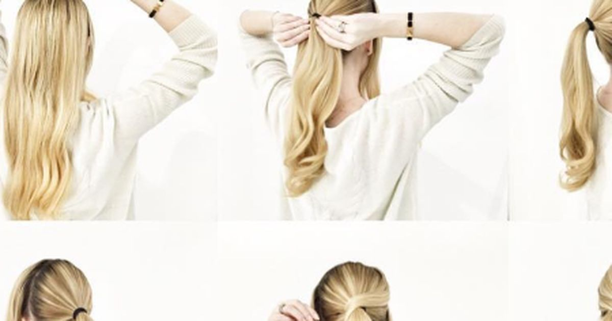 Here is the perfect, everyday hairstyle you NEED to try!