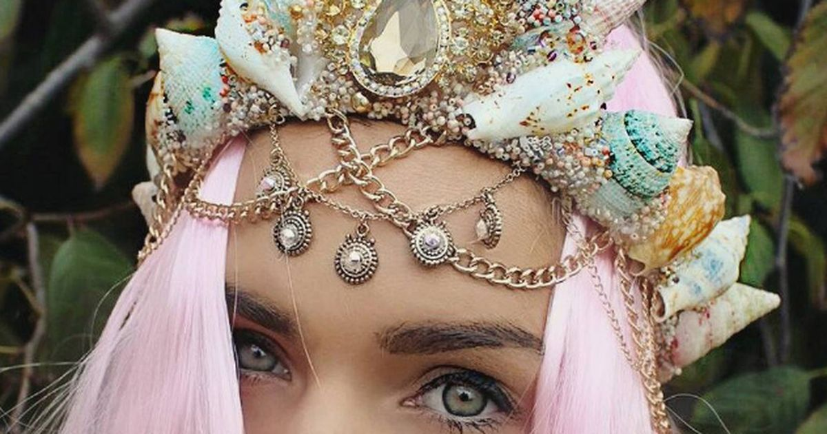 Forget flower crowns, this is the new must-have festival accessory!