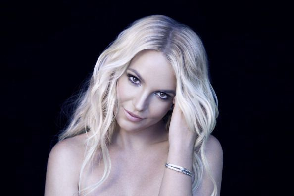 Britney Spears just announced the release of her new album, and the album art is INSANE!