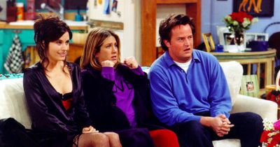 Matthew Perry Finally Spills The Beans On Friends Reunion