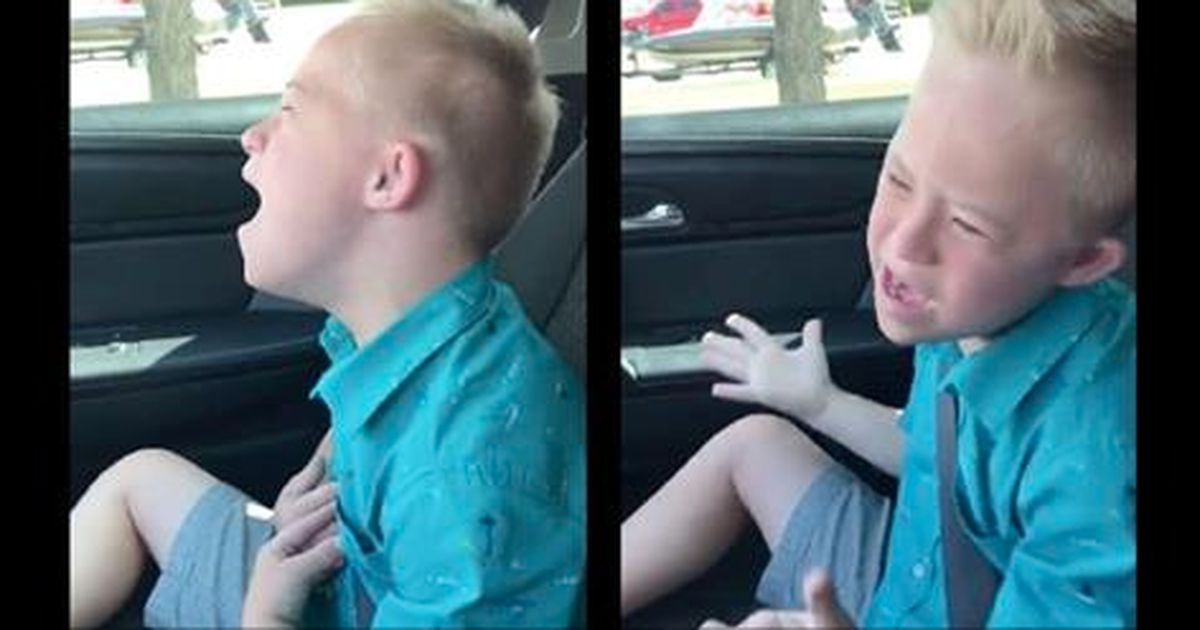 Little Boy With Down Syndrome Belts Out Whitney Houston Classic, Stuns Millions