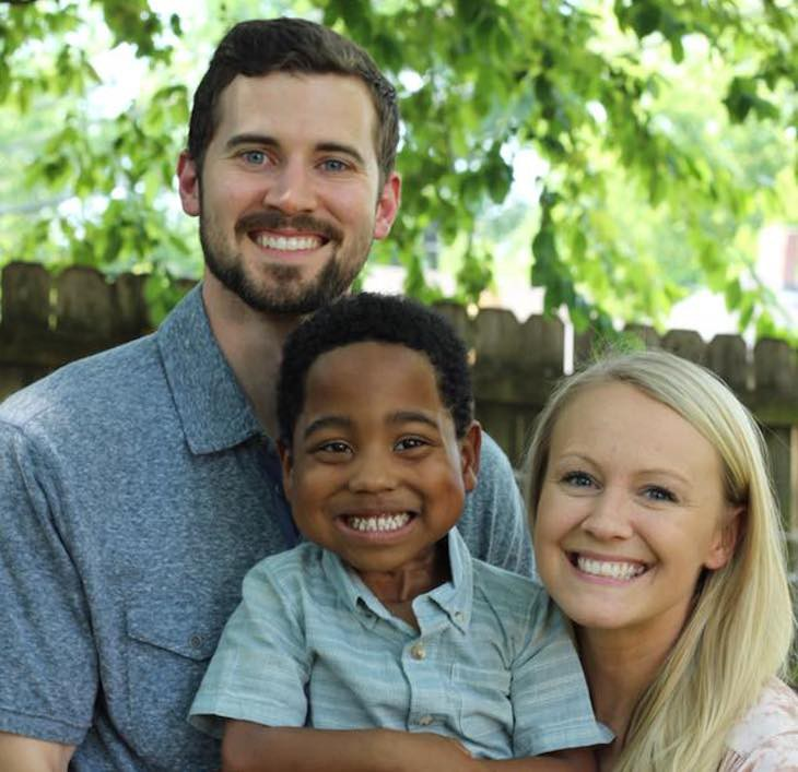 Little Boy Reveals He's Just Been Adopted, But That's Not The Only Secret His Parents Were Hiding