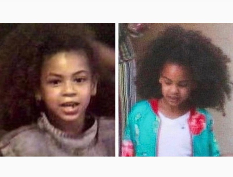 15 Rare Photos Of Celebrities With Natural Hair