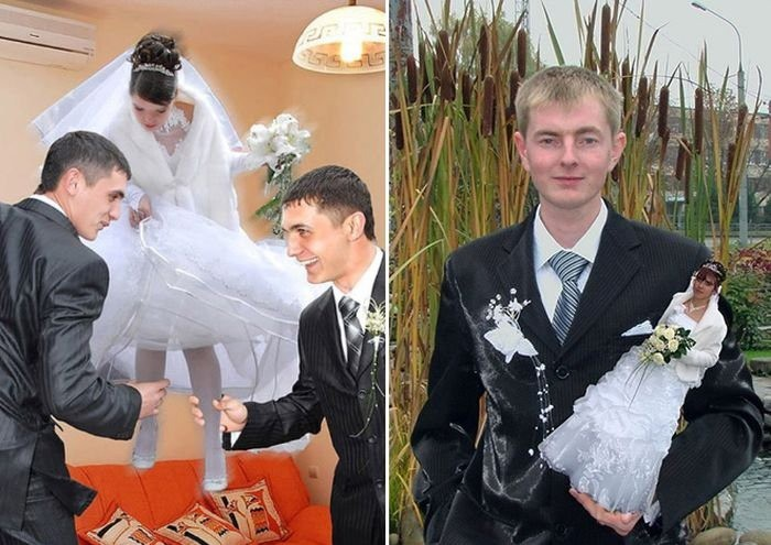 Some wedding photos don't need to be shown to the public.