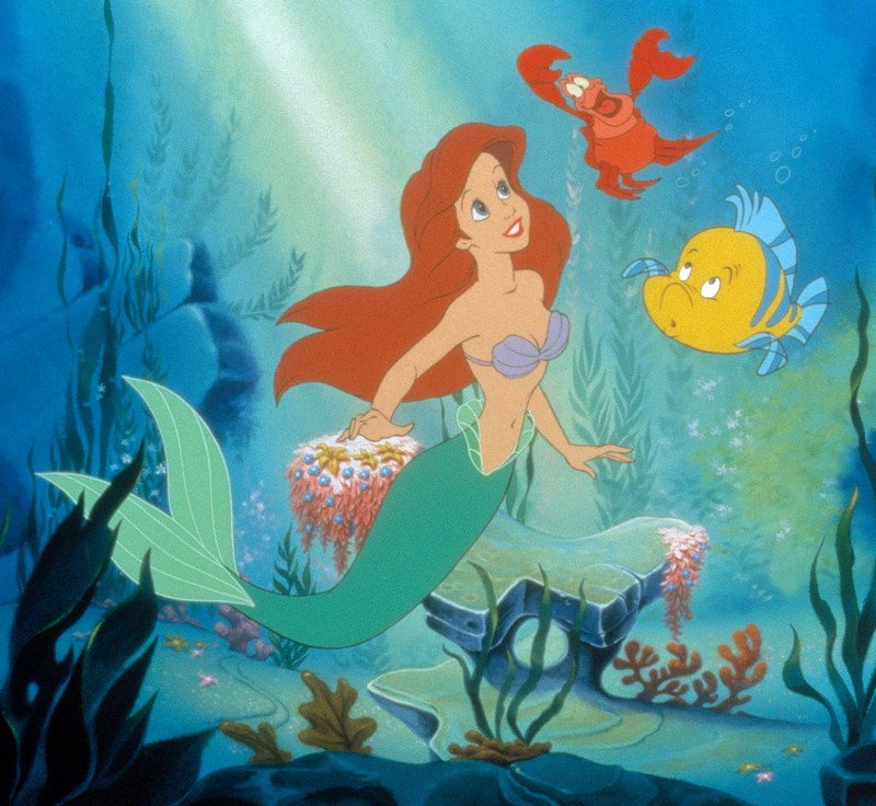 """The answer is """"The Little Mermaid""""."""