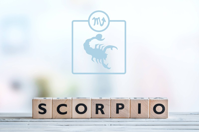 Scorpios might not seem nice at first, but they are very sweet when you get to know them.