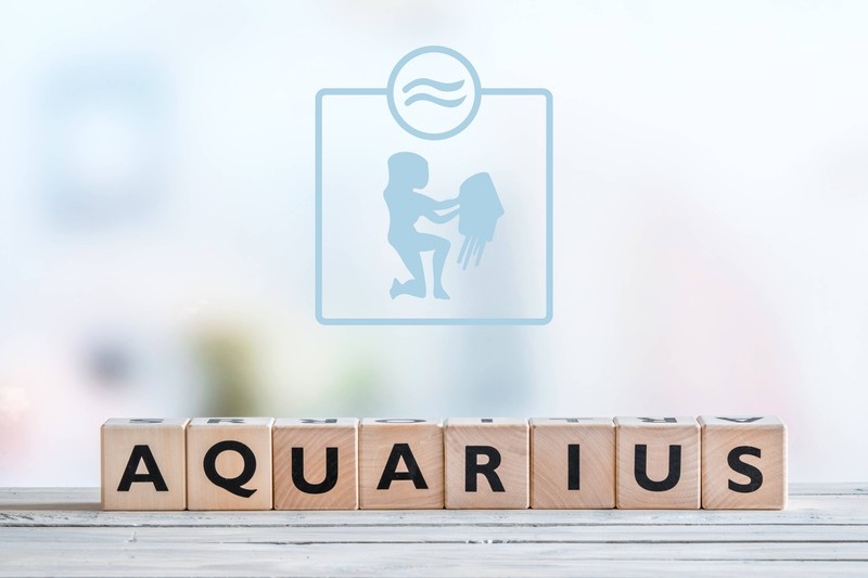 The zodiac sign Aquarius is known for its creativity.
