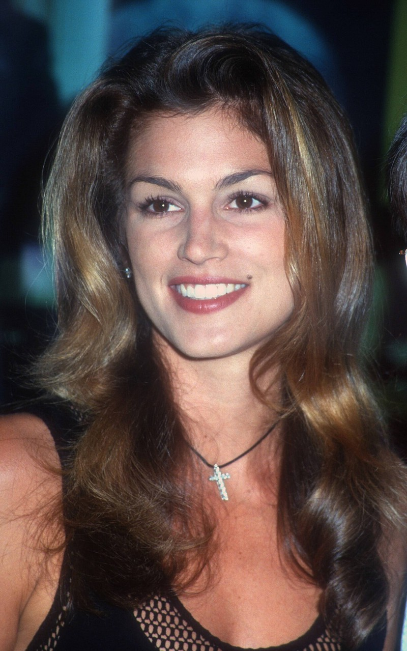 Cindy Crawford looked exactly like Kaia Gerber when she was young.