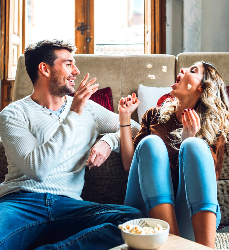 A weekly date night can bring back the romance into a relationship.