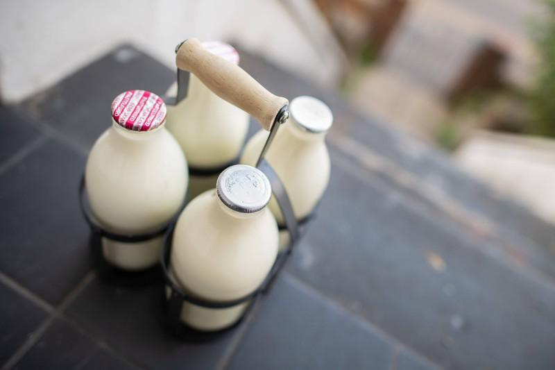 Milkmen are prohibited to run while on duty in St. Louis/ Missouri.
