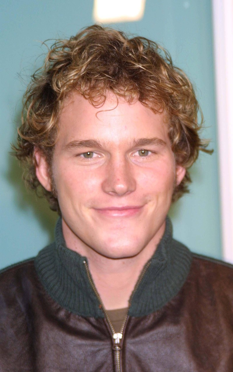 Chris Pratt's appearance has changed over the years.