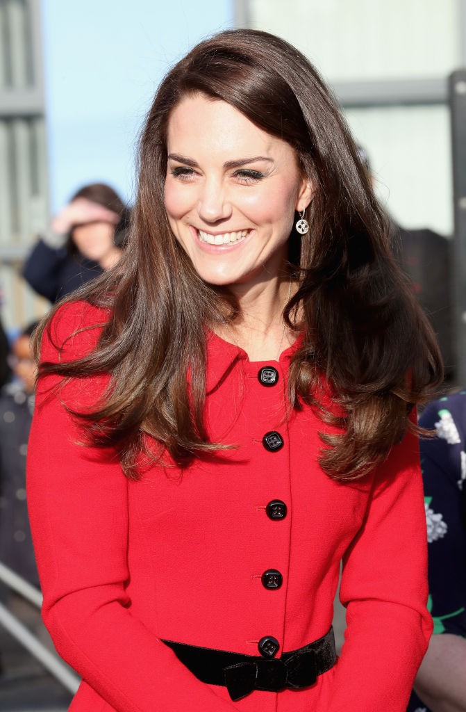 Kate Middleton has to comply with certain royal fashion rules.