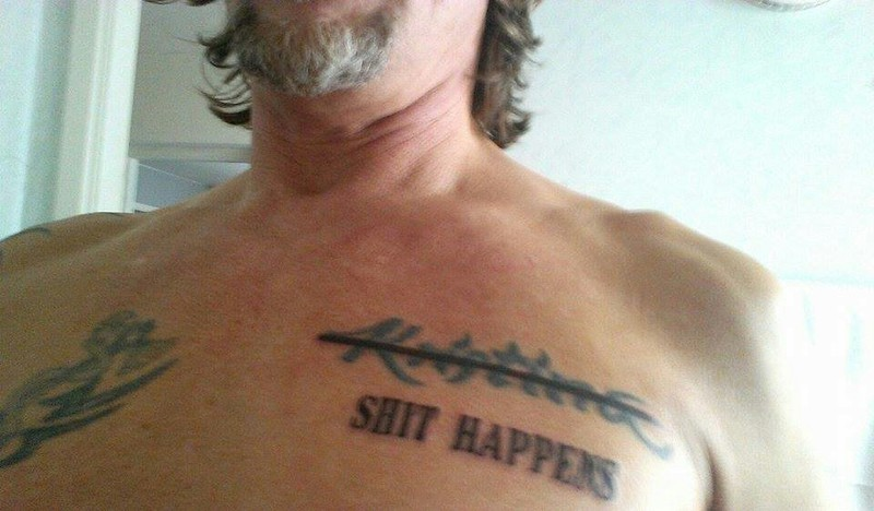 The picture of a failed tattoo hurts twice.