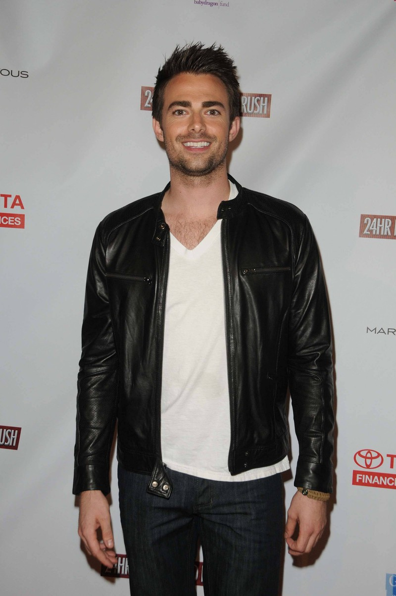 Jonathan Bennet rose to fame in 2004.