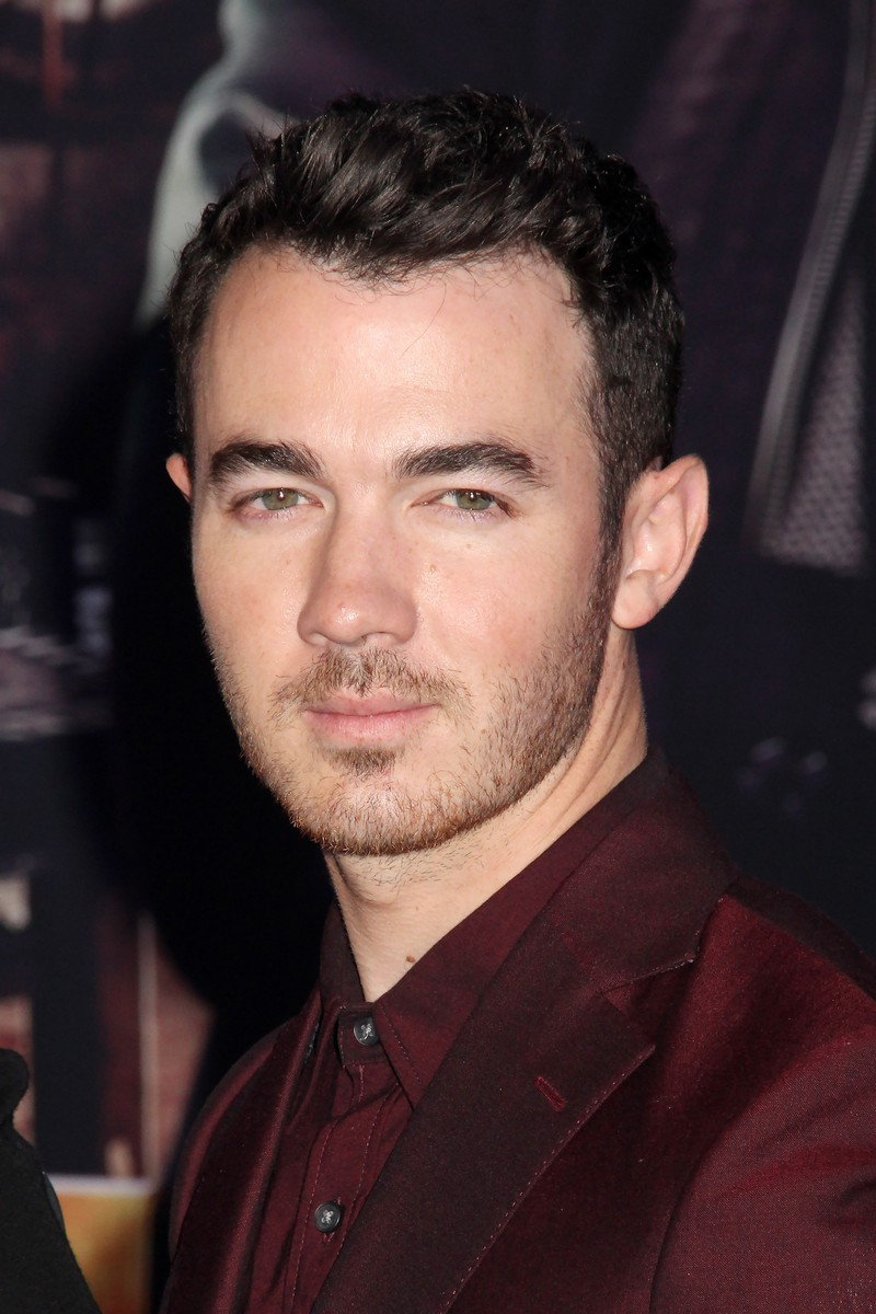 Kevin Jonas also worked as a home builder.