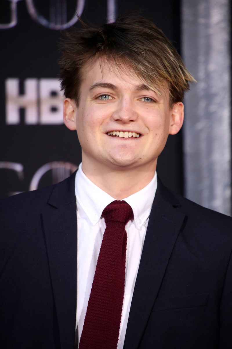 The actor Jack Gleeson now has a regular job.