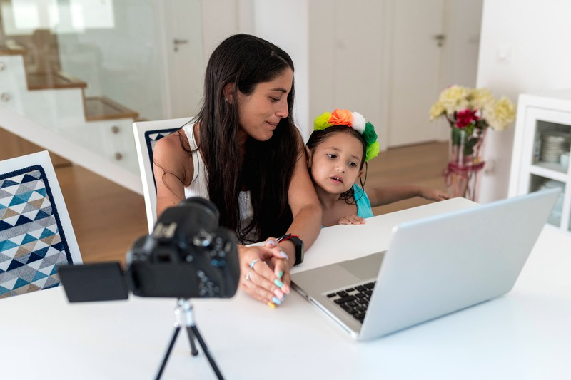 Family vloggers are supposedly difficult to work with.