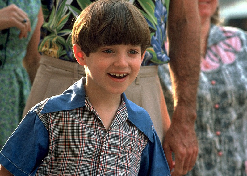 Elijah Wood has his acting debut when he was 8 years old.