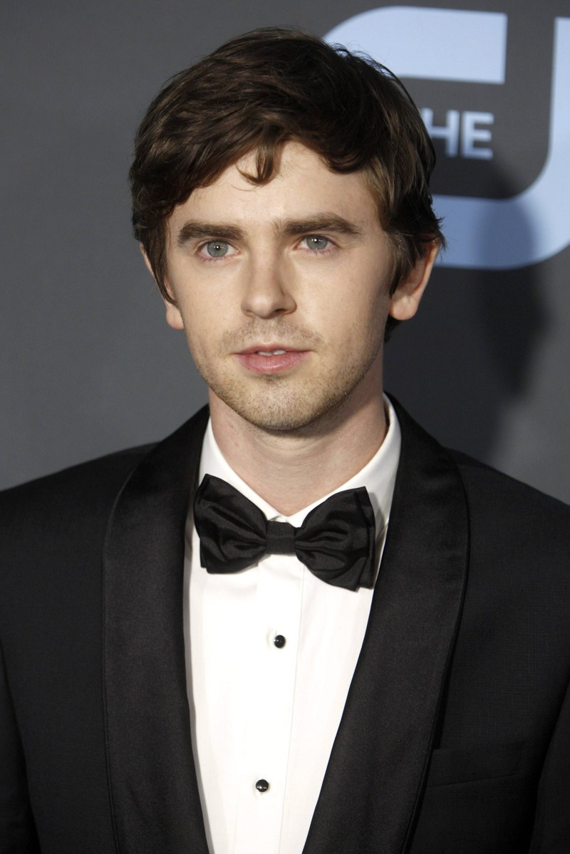 Freddie Highmore still works as an actor.
