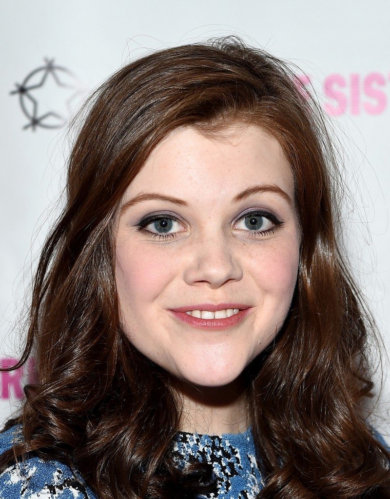"Georgie Henley earned a degree after portraying ""Lucy"" in ""Narnia""."
