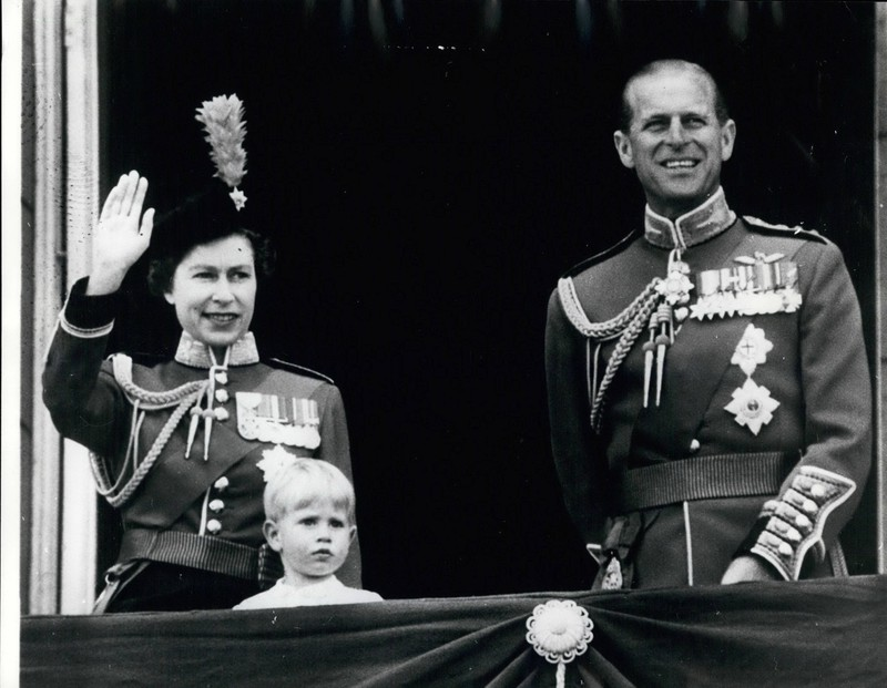 Prince Philip supported the Queen wherever he could.