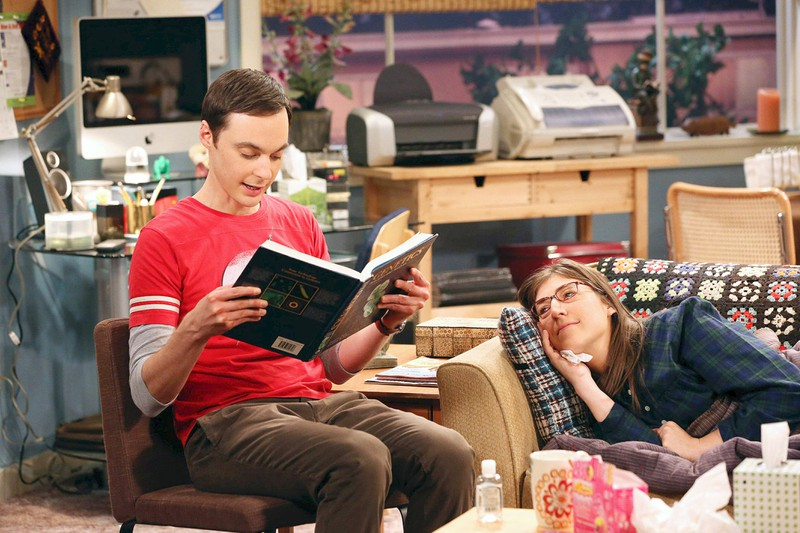 """Amy is Sheldon's girlfriend in """"The Big Bang Theory"""" and a successful neurobiologist."""