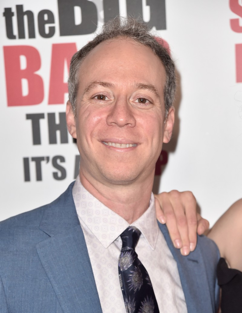 """Kevin Sussman plays """"Stuart"""" in """"The Big Bang Theory""""."""