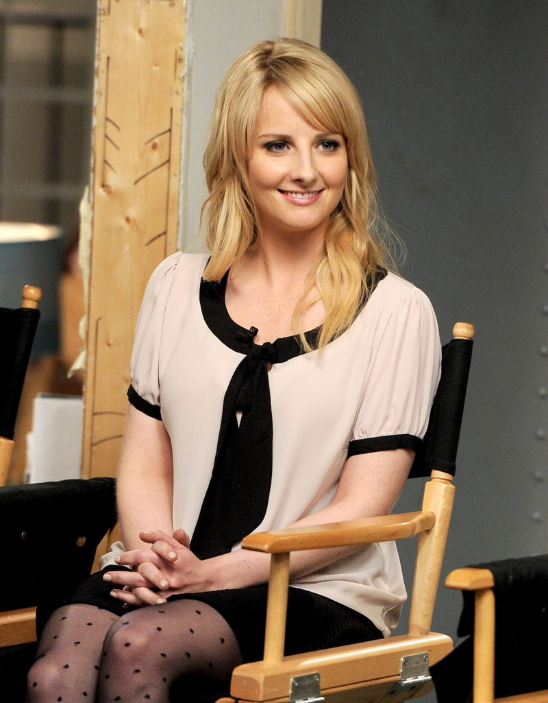 """Melissa Rauch plays Bernadette in """"The Big Bang Theory""""."""
