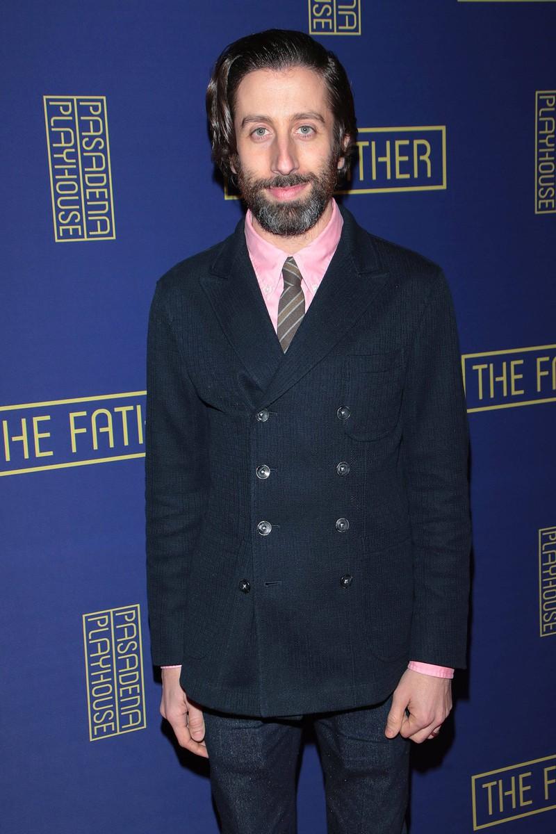 """Simon Helberg plays """"Howard"""" in """"The Big Bang Theory""""."""